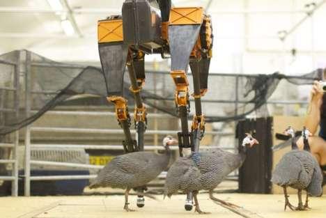 Kickable Bipedal Robots