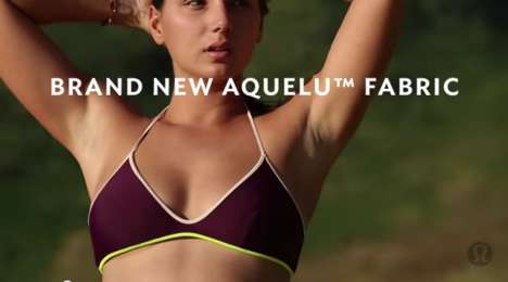 Athletic Swimsuit Collections