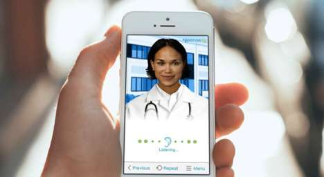 Personalized Telemedicine Platforms - The Sense.ly Virtual Nurse Provides Healthcare Remotely