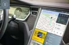 Interactive Car Interfaces