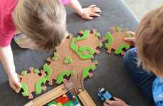 Interlocking Eco Toys