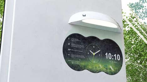 Stylish Smart Clocks