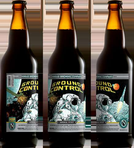 Galactic Crafts Beers