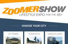 Baby Boomer Expos - The ZoomerShow is a Canadian Lifestyle Event for People 45 and Over