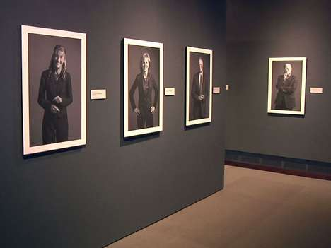 Boomer-Showcasing Exhibits - The Local Exhibition Features Portraits of Sioux Falls Baby Boomers