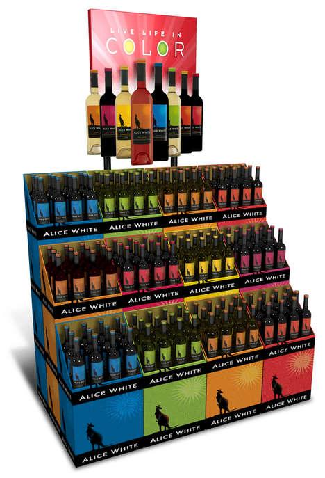 Chromatic Wine Displays