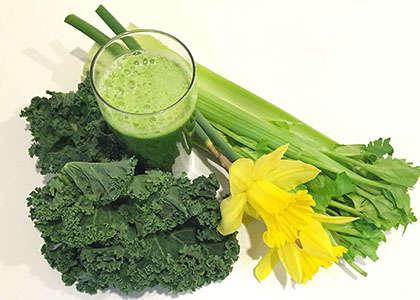 Simple Green Juice Recipes