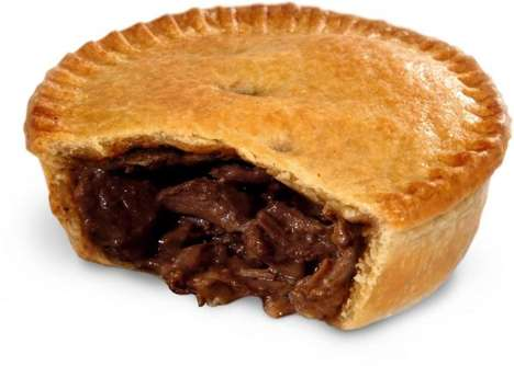Chocolate Meat Pies - Tom Bridge and Paul Williams' Easter Pies Fuse Dinner with Dessert