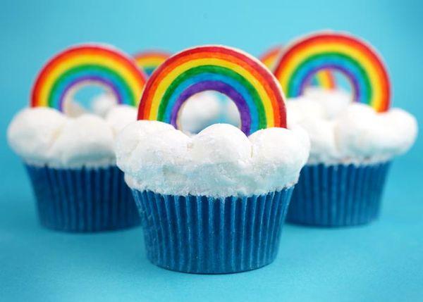 100 Dessert Cupcakes