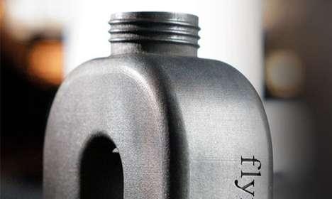 Heavy-Duty Horseshoe Flasks