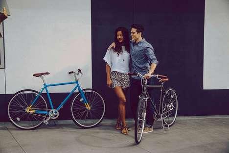 Minimalist Flat-Pack Bikes
