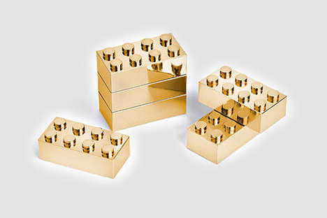 Gilded Brick Toys