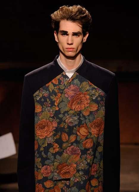 Bohemian Tapestry Fashion