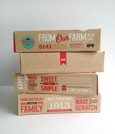 Provincial Pastry Packaging