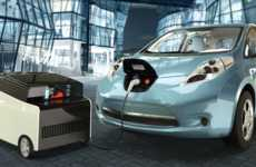 Electric Vehicle Charging Robots