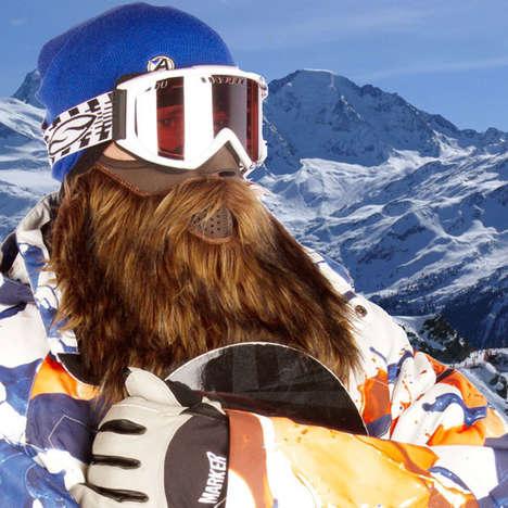 Bearded Ski Mask Accessories