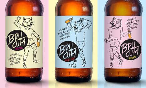 Party Beer Packaging