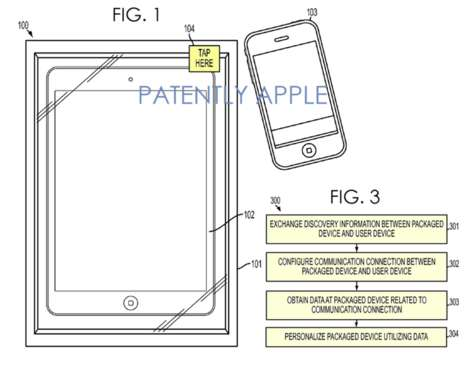 Tech-Configuring Packaging - Apple Boxes Will Soon Be Able to Set Up Devices In-Store