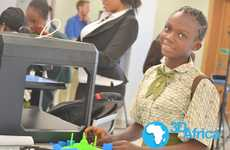 Girl-Targeted Tech Programs - This 3D Printing Project Enables You to Invest in Girls' Education