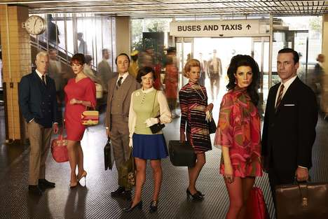 TV Series Prop Exhibitions - The National Museum of American History Will Display Mad Men Costumes
