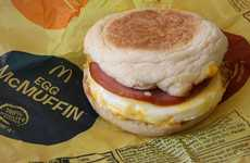 Fast Food All-Day Breakfasts - McDonald's Tests Out Extended Morning Meals in San Diego