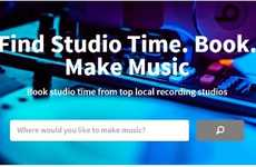 Crowdsourced Recording Spaces - Studiotime.io Aims to Be Airbnb for Musicians
