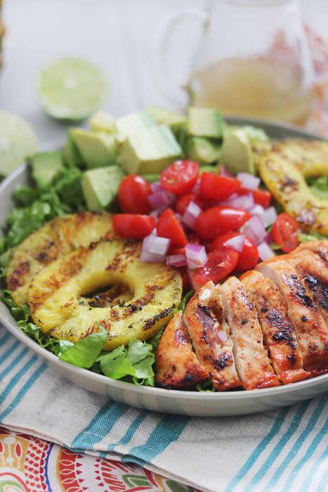 Chicken Chopped Salads