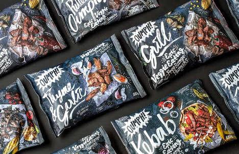 Artisanal Vegan Branding