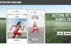 Branded Workout Challenges - Nike's Better For It Challenge Gets People Fit in 90 Days