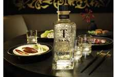 Tea-Distilled Liquors - Bacardi Has Introduced a Green Tea-Infused Booze in China