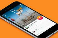 Real-Time Radio Apps - The Fradio App Lets You Introduce Tracks and Broadcast Playlists to Friends