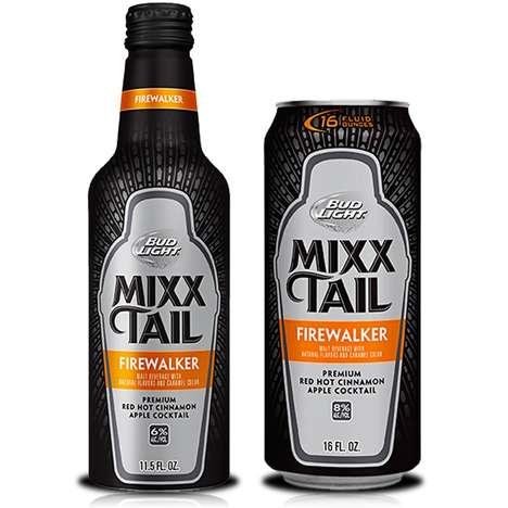 Beer Bottle Cocktails