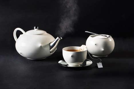 Body Responsive Tea Sets