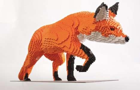 Nature-Inspired LEGO