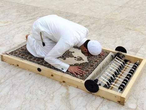 3D-Printed Prayer Mats