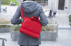 Productivity-Encouraging Bag Series - The Moleskine myCloud Bags are Professional and Portable