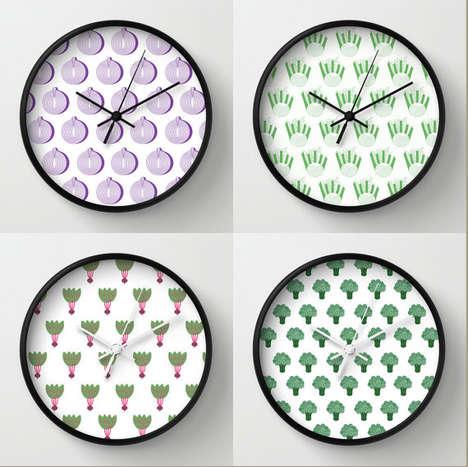 Vegan Wall Clocks