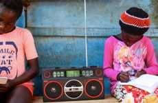 Kid-Produced Radio Programming - The Children's Radio Shows Entertain During the Ebola Crisis