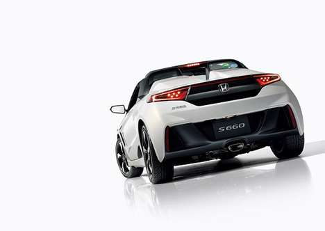 Low-Standing Sports Cars