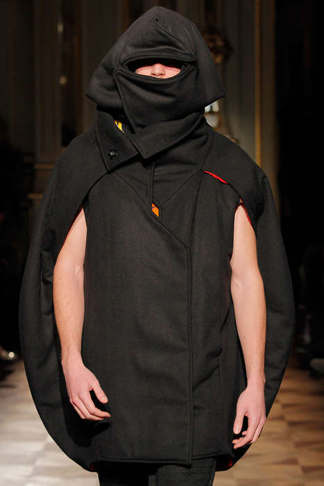 Urban Camouflage Runways - The Latest Storytailors Collection Boasts Masked Fashion Staples
