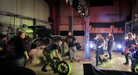 Tire-Changing Concerts