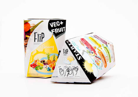 On-the-Go Snack Packaging