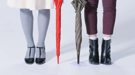 Truly Waterproof Umbrellas