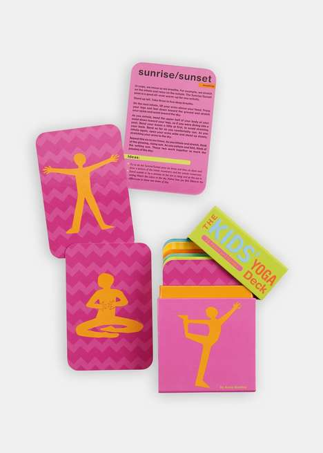 Kid-Focused Yoga Games