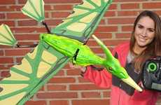 Remote-Controlled Pterodactyls