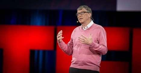 Bill Gates Keynote Speaker