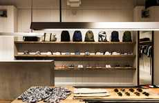 Understated Surf Boutiques - The New Saturdays Surf Osaka Flagship is Upscale Beach Retail