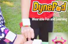 Wearable Programming Toys - The DynePods Can Be Used To Create Interactive Programs For Toys