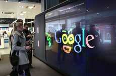 Search Engine Store Displays - The Google Store Retail Concept Boasts a Slew of Interactive Elements