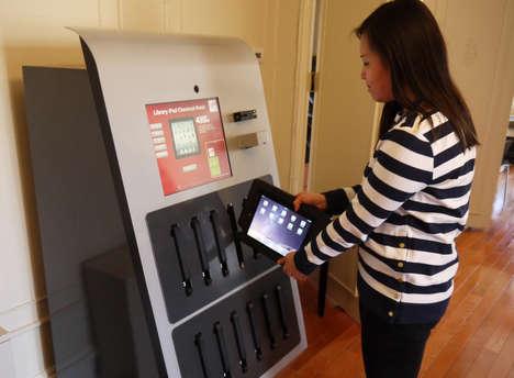 Tech-Lending ATMs